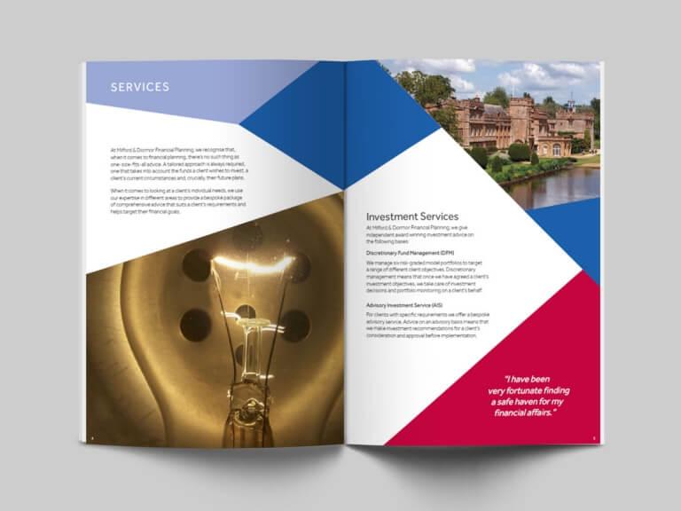 Milford & Dormor Brochure