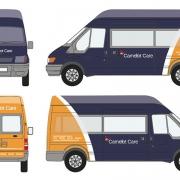 Camelot Care Bus Design