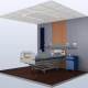 Hospital Lighting 3D Design