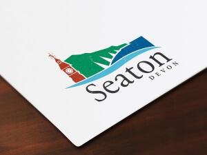 Seaton Town Branding