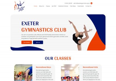 Exeter Gymnastics Club
